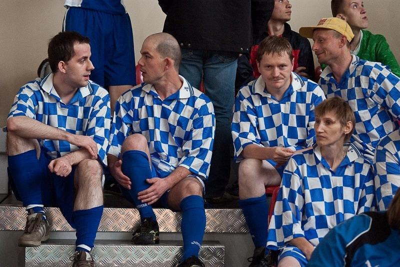 Czekając na mecz